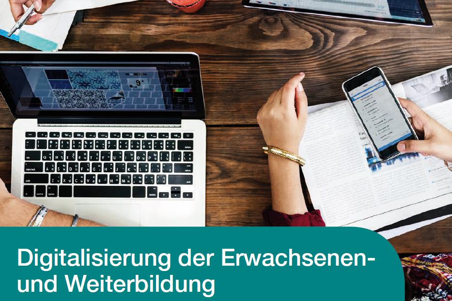 Digitalisierung der Erwachsenen- und Weiterbildung | Strategiepapier der freien niedersächsischen Erwachsenenbildung